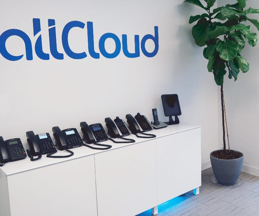 AllCloud Unified Communications and Collaboration Platform Demo Room